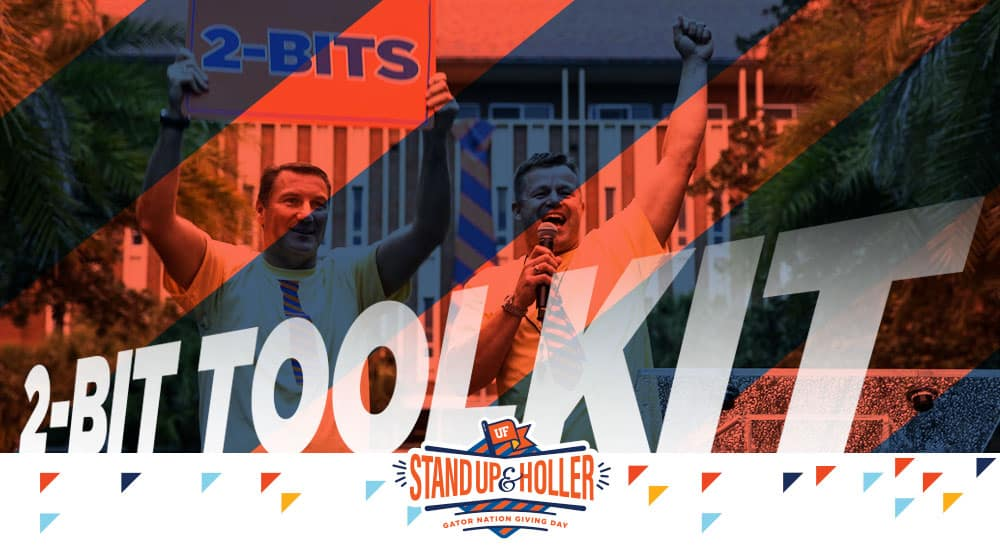 Stand Up and Holler toolkit header