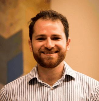 """""""I appreciate the diverse range of people who've come together to support such an innovative, tech-driven cause. Working here has taught me something new every day,"""" said Anthony Vernava (BSBA '18, MS '19), solution engineer, based in Austin, Texas."""