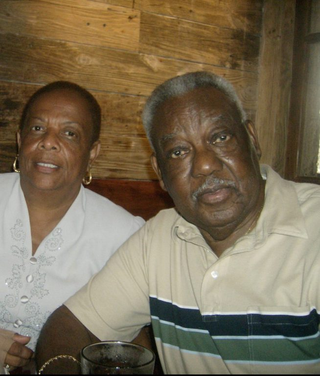 Greg Francis credits his mother and stepfather, Annette and John Thompson, for instilling in him perseverance. The couple worked together to help John Thompson get a college degree.