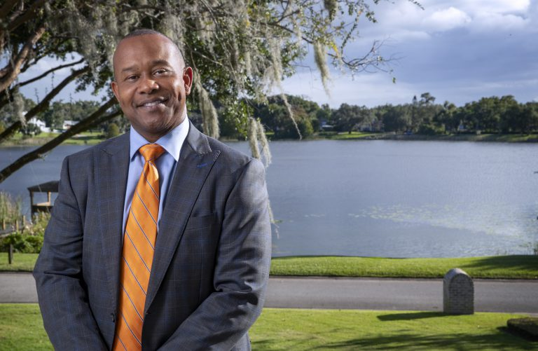 In addition to the lifetime of legal aid Paul C. Perkins Jr. (JD '91) has given to his Orlando community, he has donated $25K to the Levin College of Law for a scholarship that will support law students who earned their bachelor's degrees from historically Black colleges and universities.