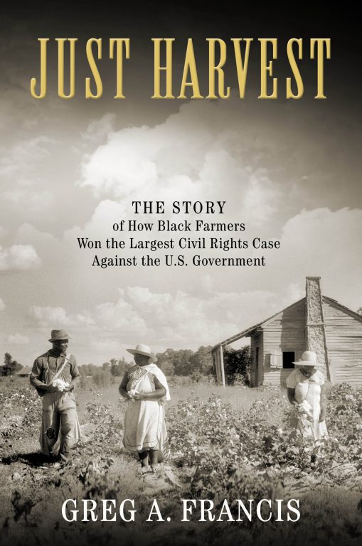 """Greg Francis wrote """"Just Harvest"""" with journalist Mark Schlabach, whose other best-selling efforts include books on Bobby Bowden, John Heisman, and Willie, Jase, Phil and Uncle Si Robertson, the family behind the Duck Commander company."""