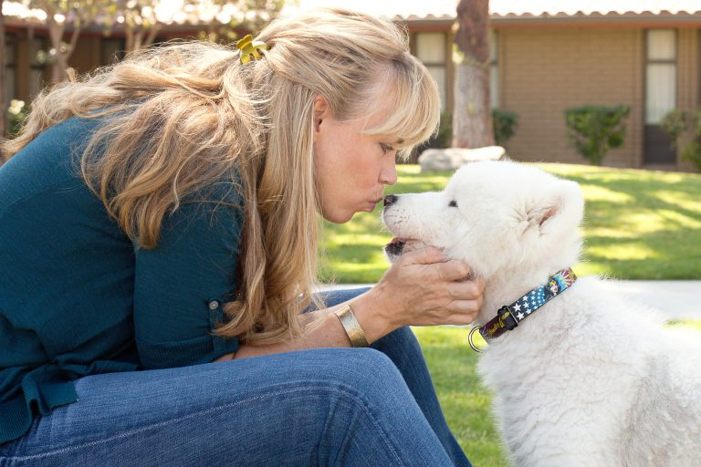 """Medically supervised pet hospice enables pets and their owners to get the most out of their last weeks or months together, with no regrets, says Lap of Love cofounder Dr. Mary Gardner, shown here. """"Veterinary hospice is not about extending suffering, but rather, preventing suffering from occurring at all,"""" she says."""
